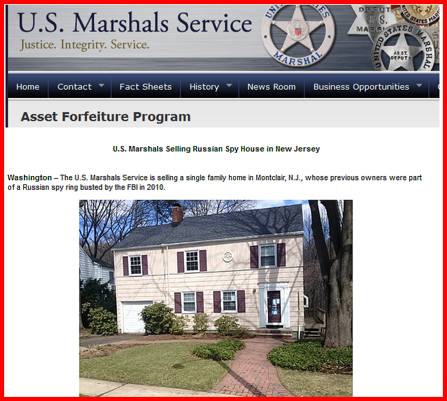 Buying A Marshals Sale Home