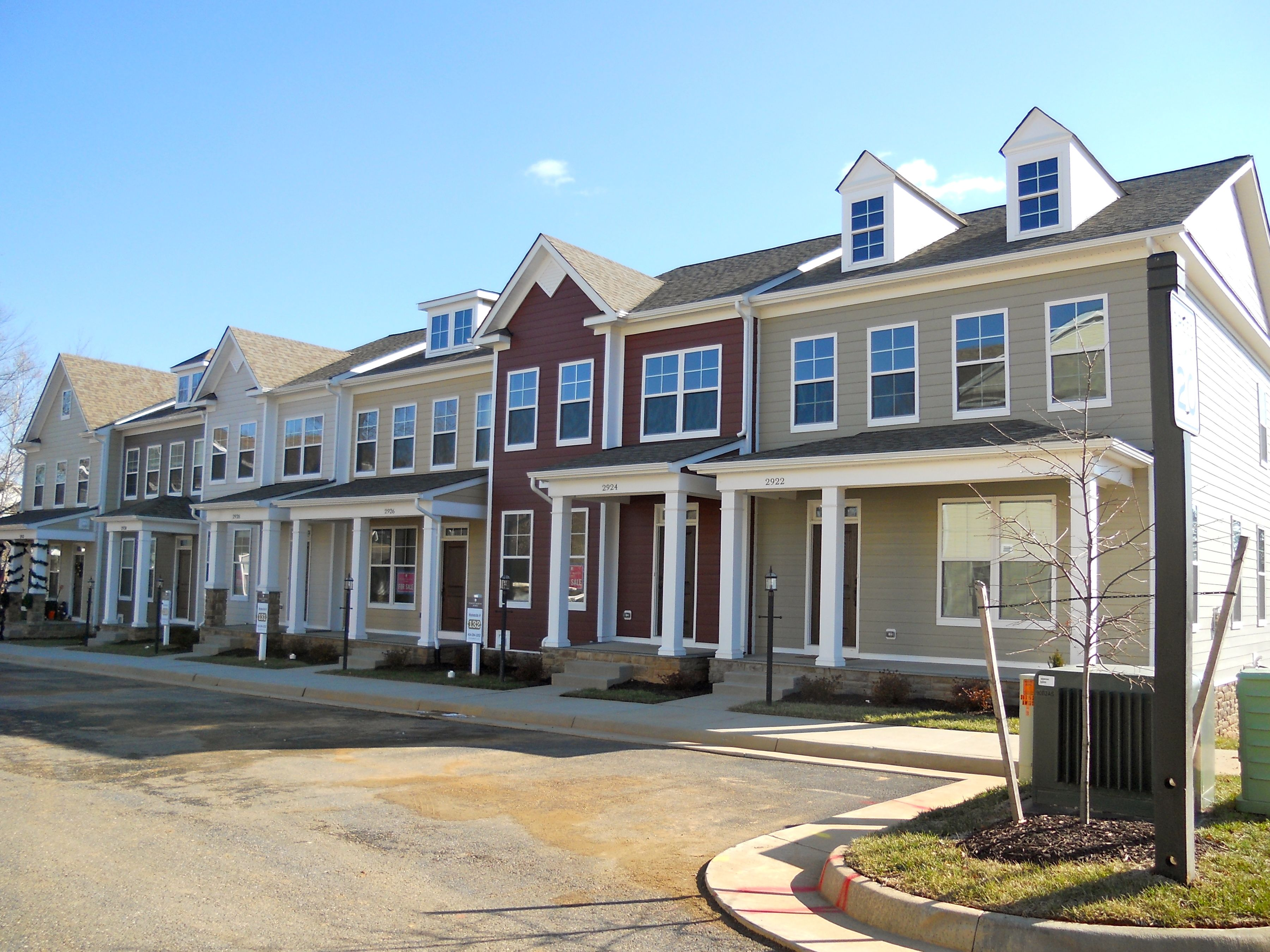 Three Story Townhomes For Sale In Charlottesville Va