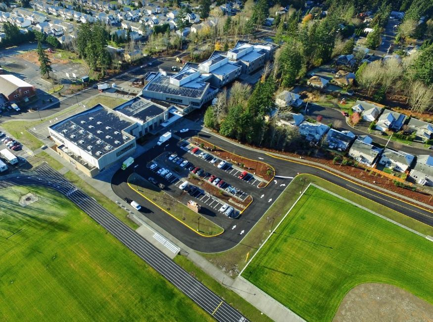 Homes Near Alderwood Middle School in WA