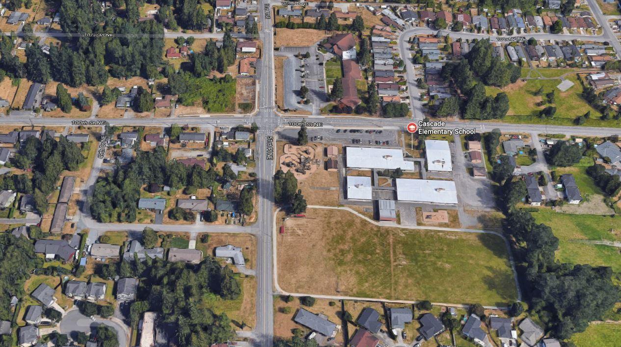 Homes Near Cascade Elementary School in WA