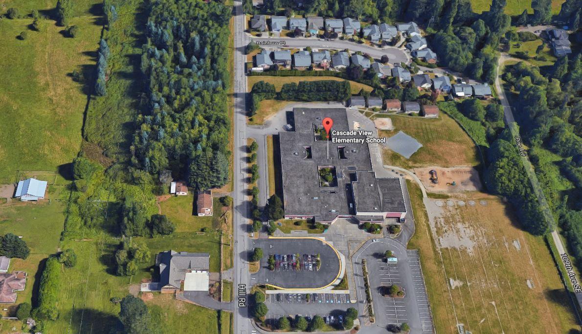 Homes Near Cascade View Elementary School in WA