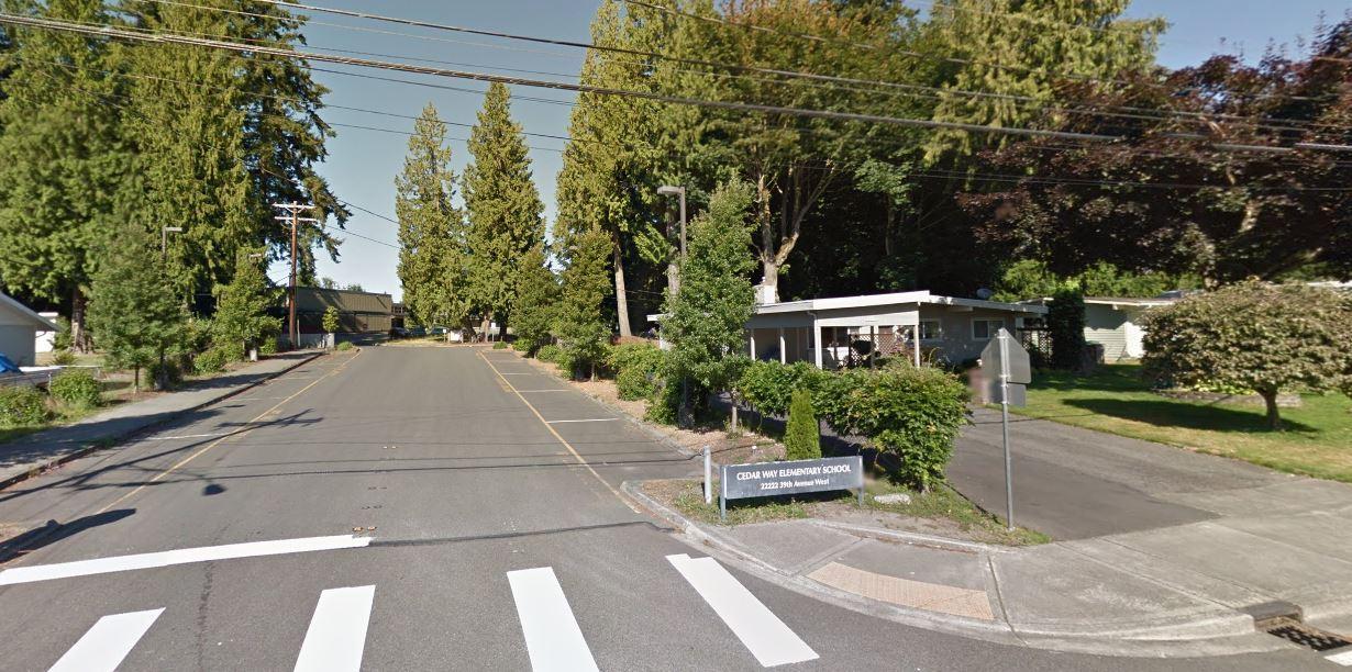 Homes Near Cedar Way Elementary School in WA