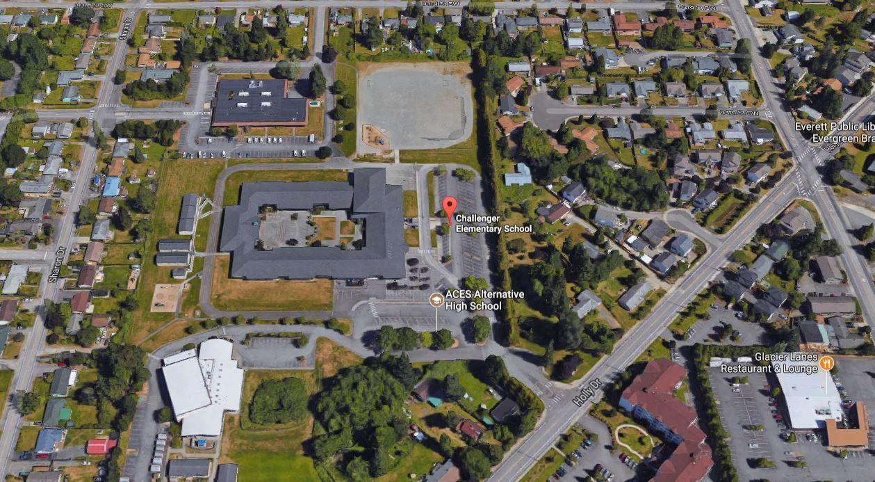 Homes Near Challenger Elementary School in WA