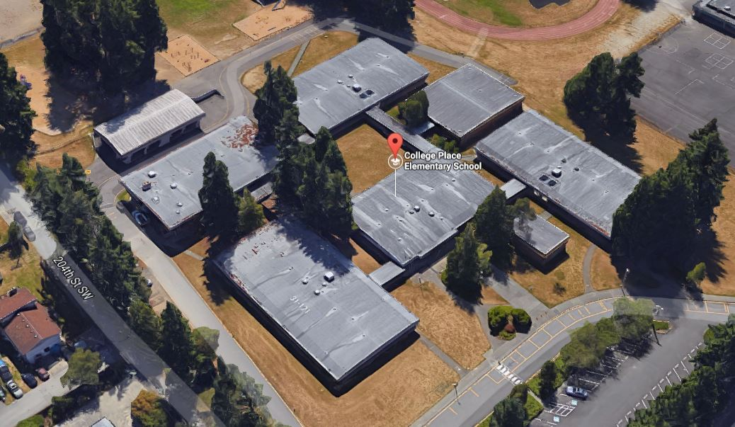 Homes Near College Place Elementary School in WA