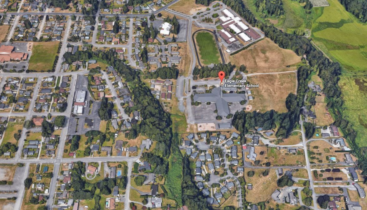 Homes Near Eagle Creek Elementary School in WA
