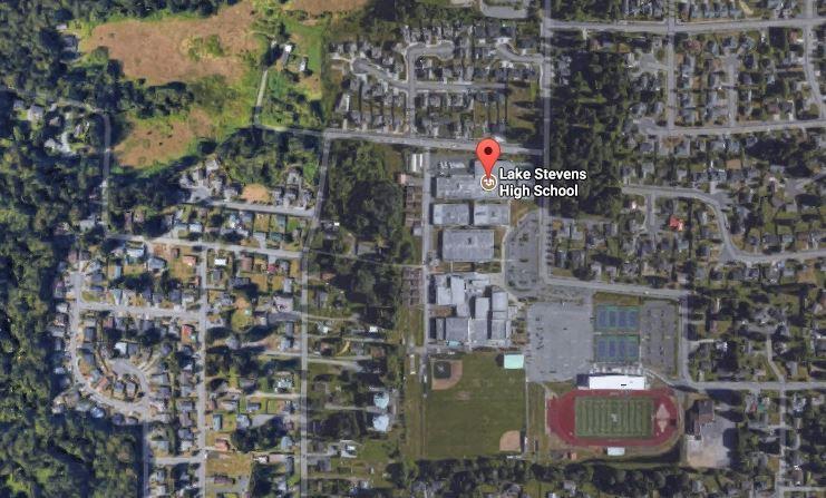 Homes Near Lake Stevens High School in WA