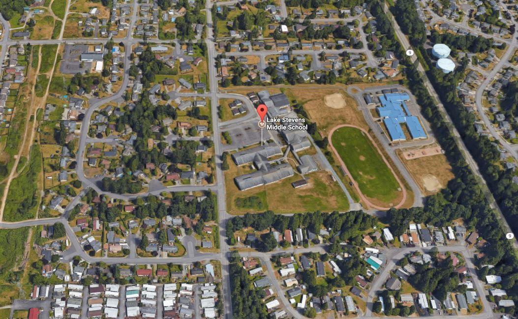 Homes Near Lake Stevens Middle School in WA