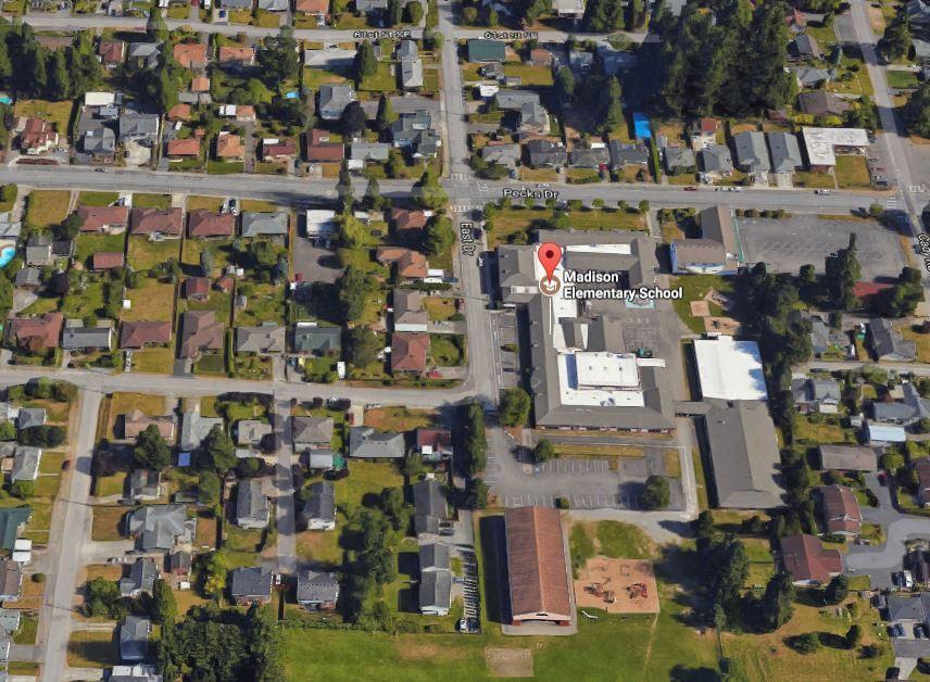 Homes Near Madison Elementary School in WA