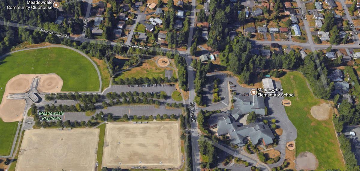 Homes Near Meadowdale Elementary School in WA