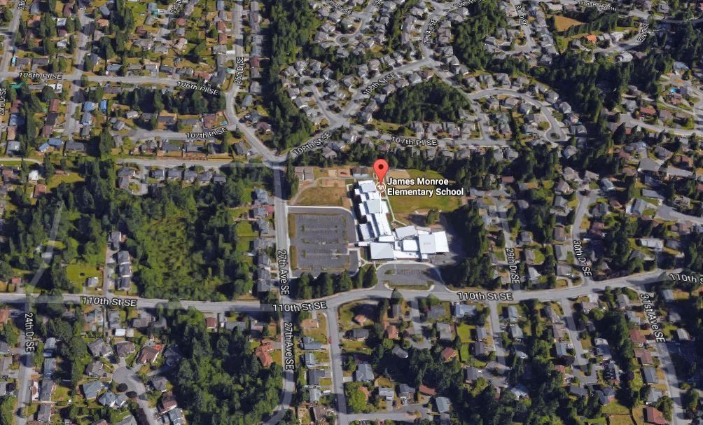 Homes Near Monroe Elementary School in WA