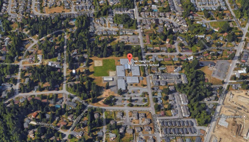 Homes Near Oak Heights Elementary School in WA