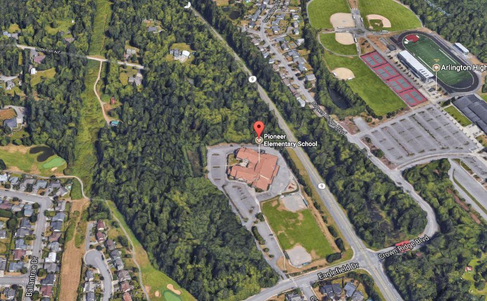 Homes Near Pioneer Elementary School in WA