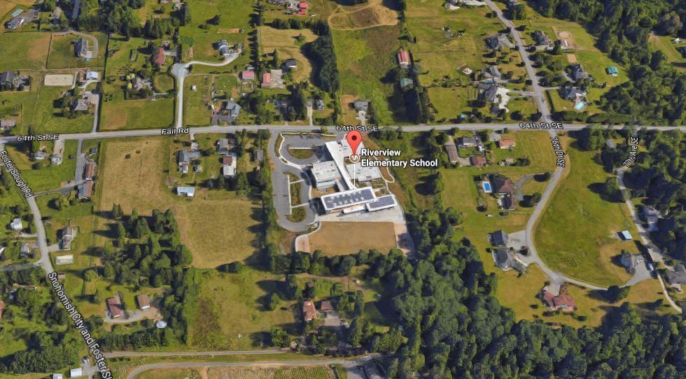 Homes Near Riverview Elementary School in WA