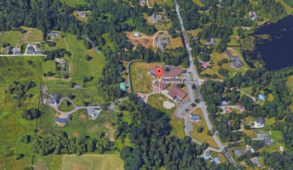 Homes Near Salem Woods Elementary School in WA