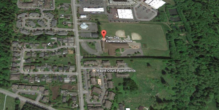 Homes Near Twin City Elementary School in WA