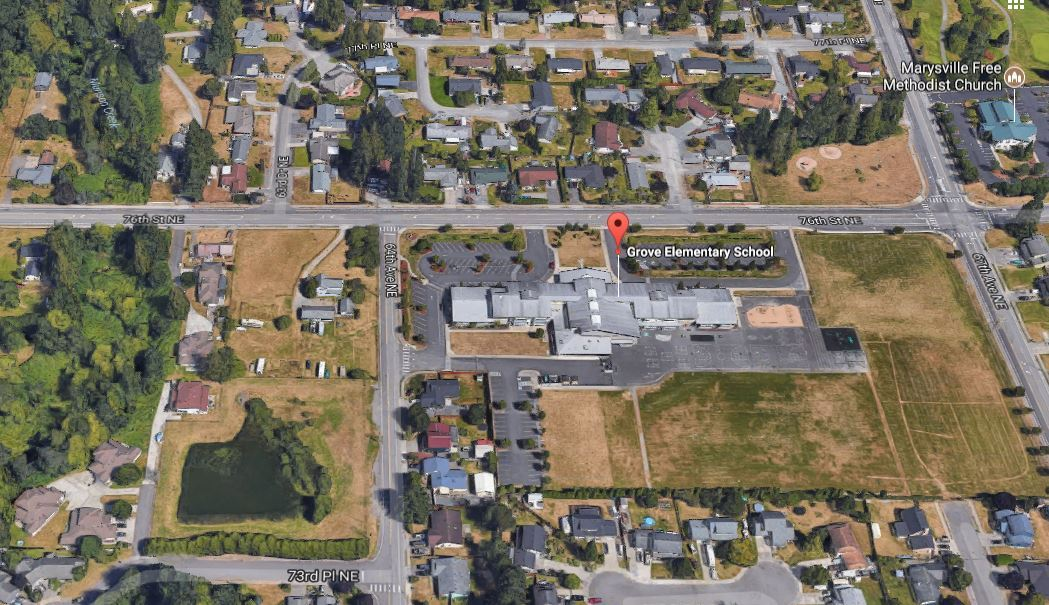 Homes Near Grove Elementary School in WA