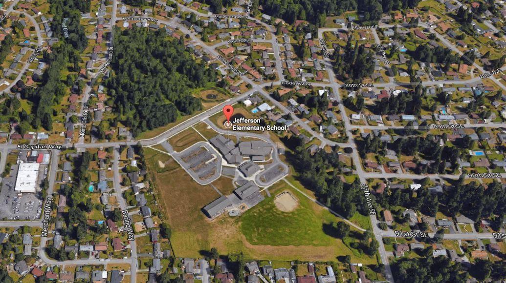 Homes Near Jefferson Elementary School in WA