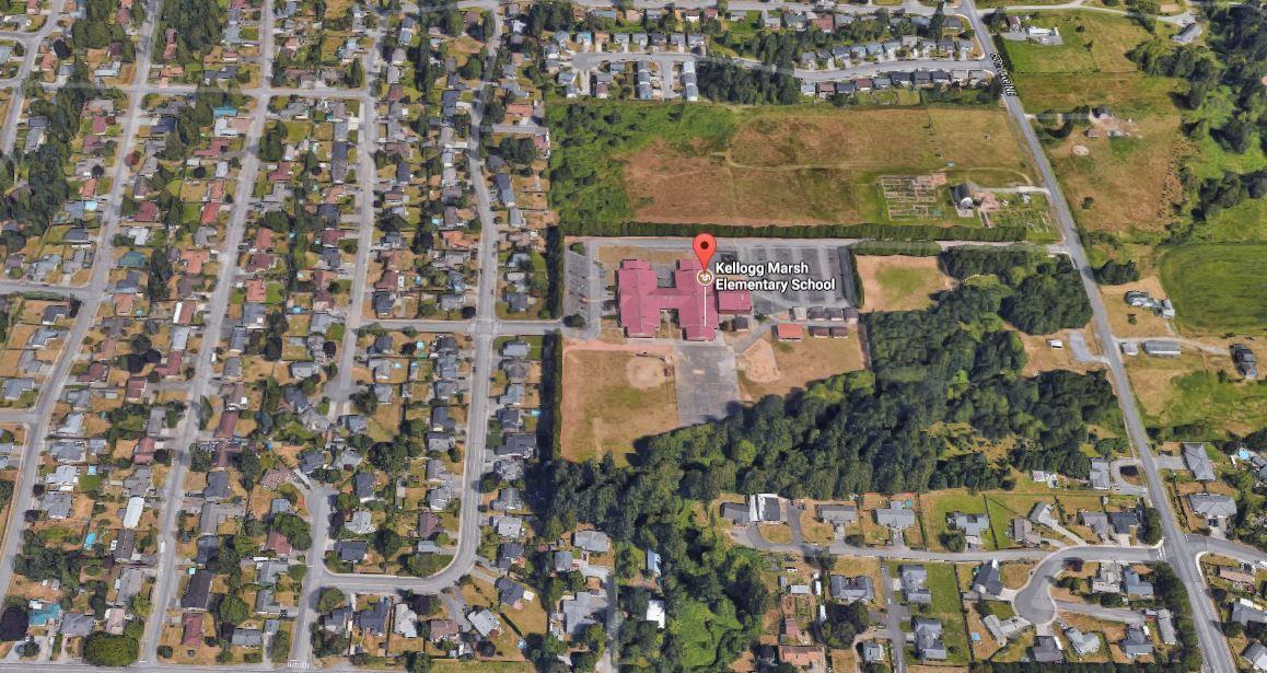 Homes Near Kellogg Marsh Elementary School in WA