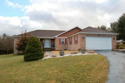 house for sale in greenbrier pines sub, lewisburg wv 24901