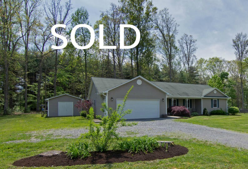 Lewisburg Home SOLD, 257 Woodhaven Circle