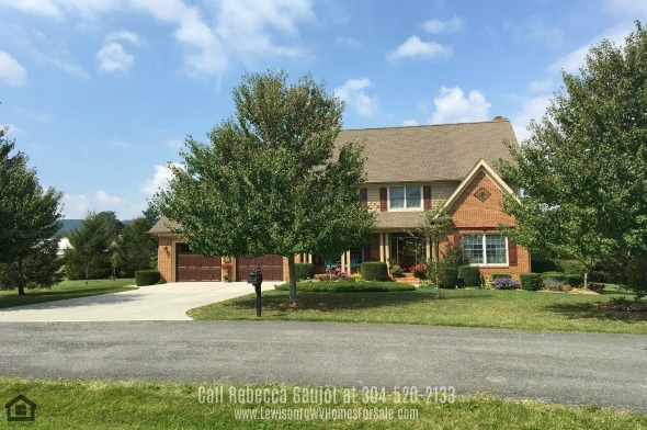 Homes for Sale in Lewisburg WV - Be a proud owner of this feature-packed home for sale in Lewisburg WV home for sale.