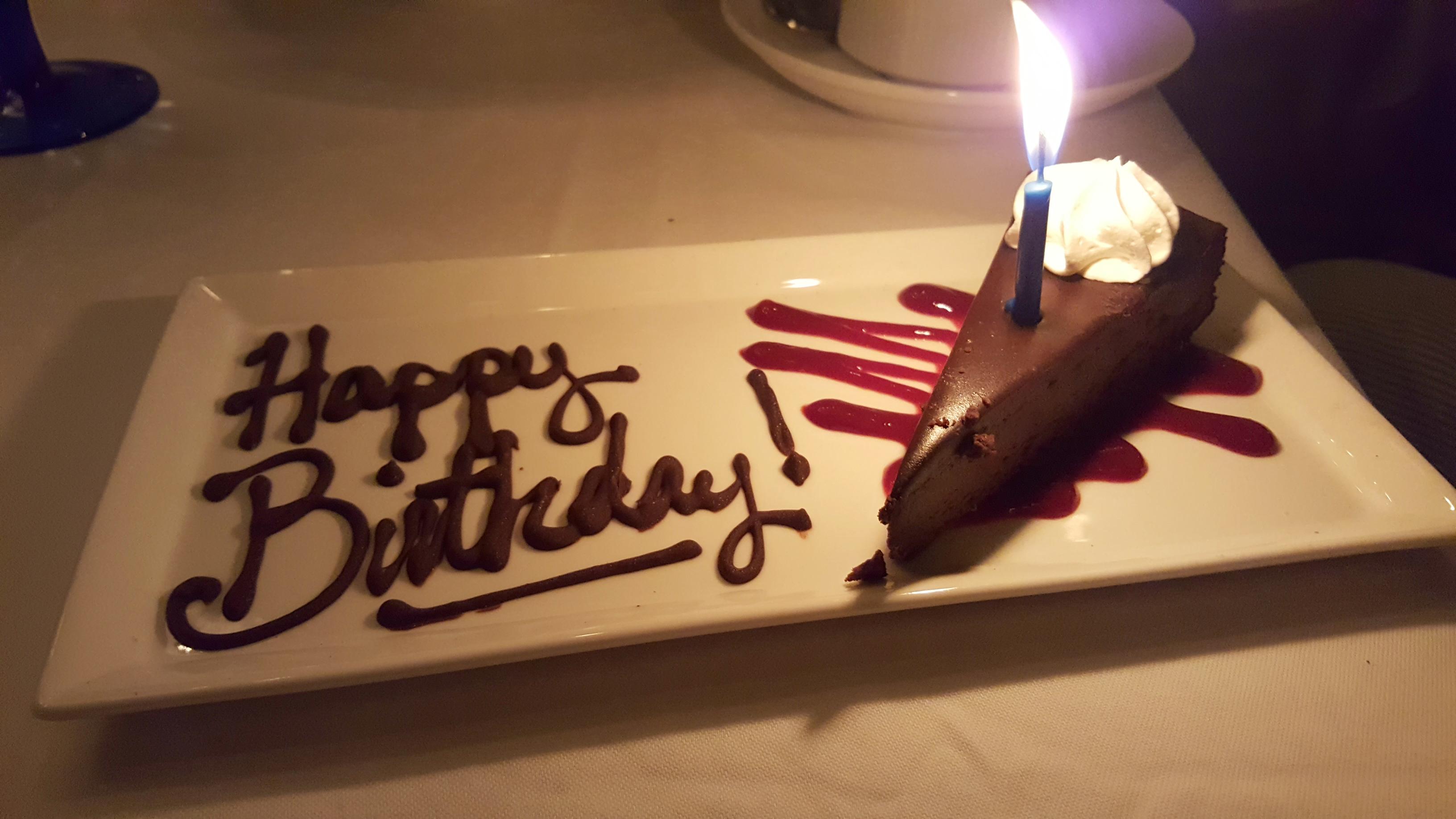 Celebrating My Birthday At The Hotel Roanoke