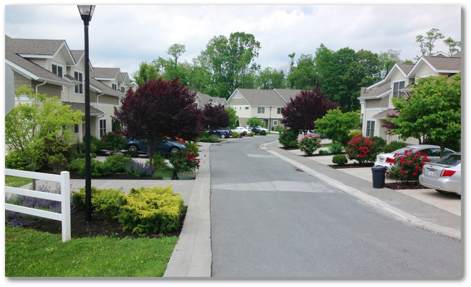 Blackbird Village townhomes for sale in Lewisburg WV