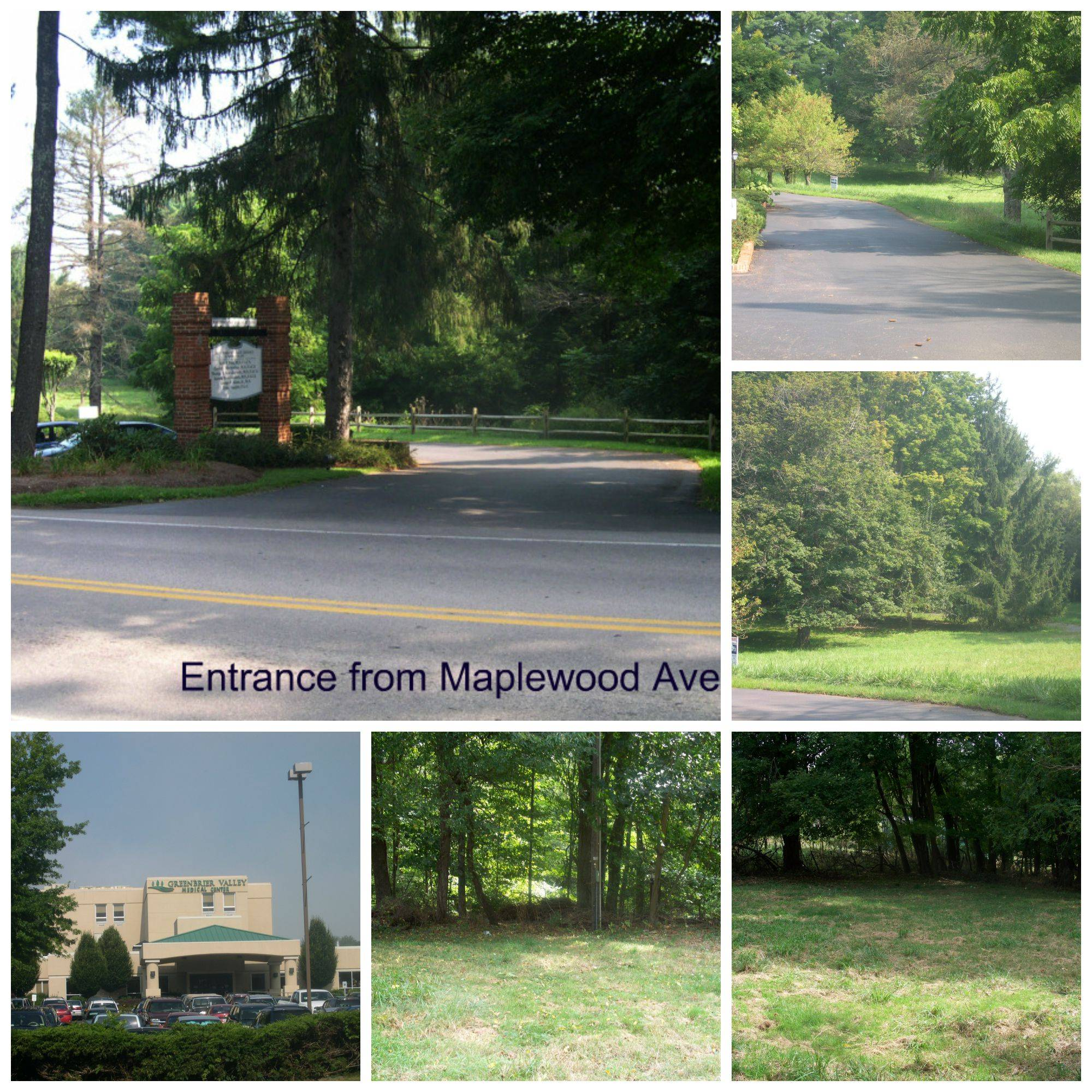 Prime commercial property for sale, Fairlea WV