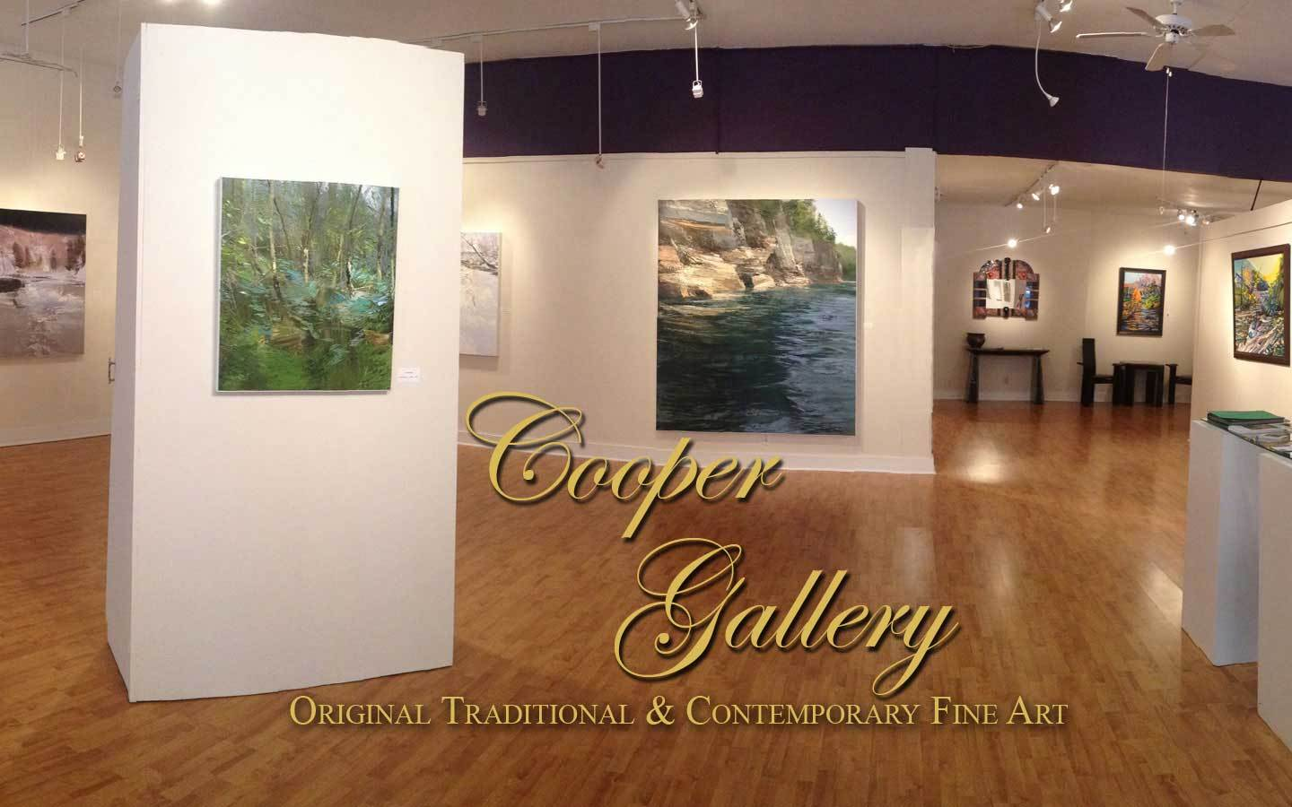 Cooper Gallery presents Lynn Boggess Art Exhibit June 1, 2019