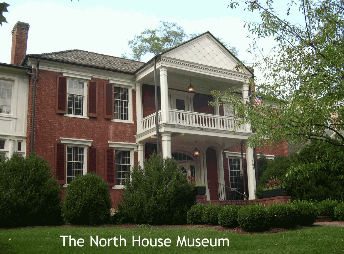 Greenbrier Historical Society & North House Museum