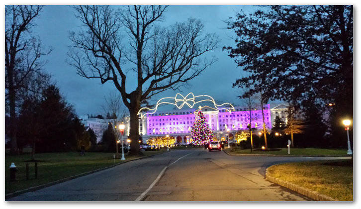 The Greenbrier's 60 das of holiday cheer