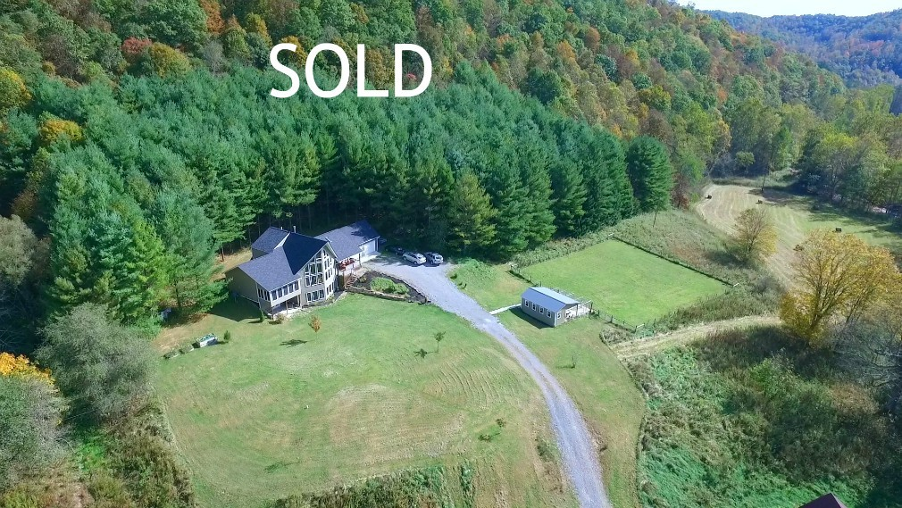 SOLD 684 Fitzwater Branch Rd, Renick WV