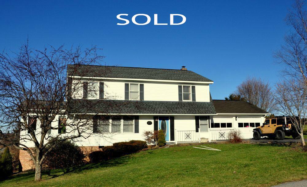 Sold 211 Crowfield Circle Lewisburg Wv 24901