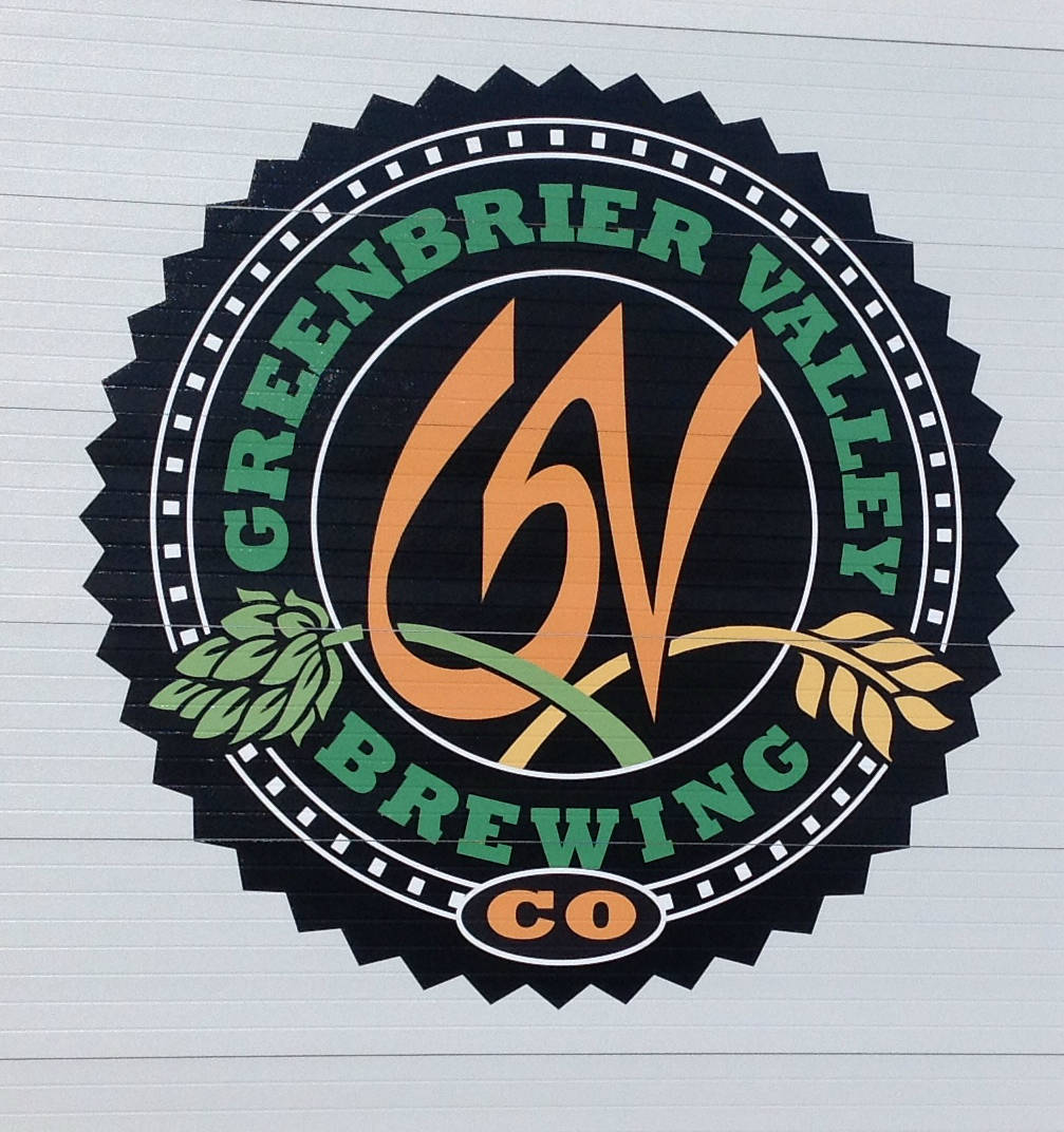 Greenbrier Valley Brewing Co, Maxwelton WV