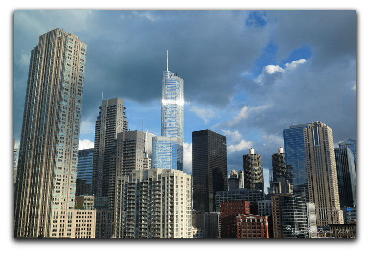Chicago from The Godfrey Hotel-Gayle Rich-Boxman 5.12.16 Copyrighted All Rights Reserved 2016