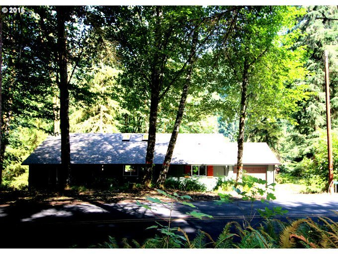 71547 Fishhawk Road Birkenfeld OR 97016 Sold! Listed by Gayle Rich-Boxman Vernonia Realty