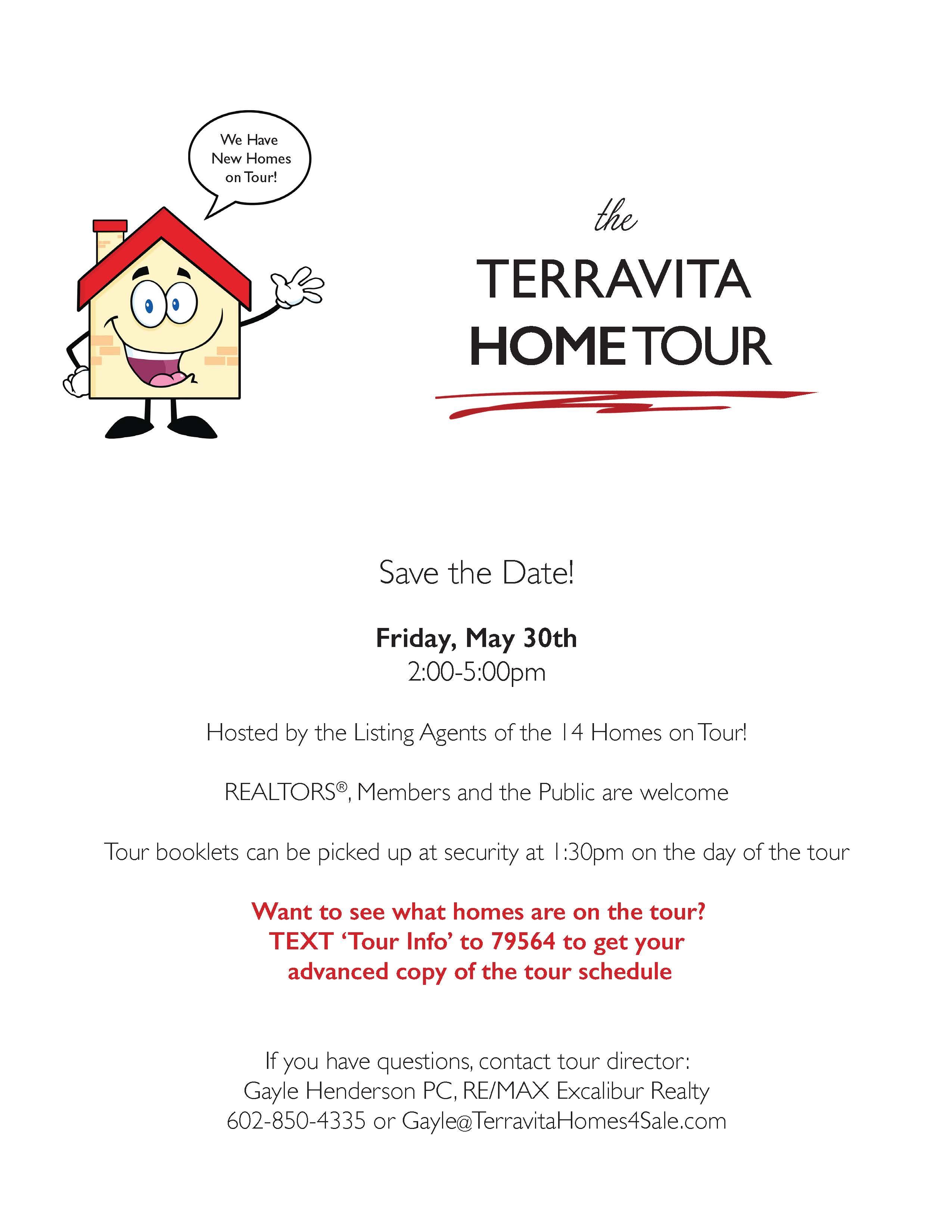 Terravita Tour