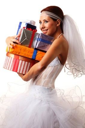 Wedding gift registries thinking outside the gift box for Wedding registry house fund