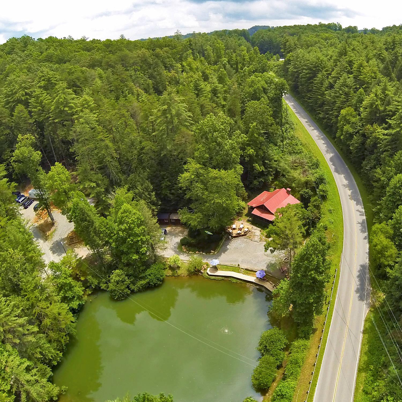 Lilly Pad Village Blue Ridge GA