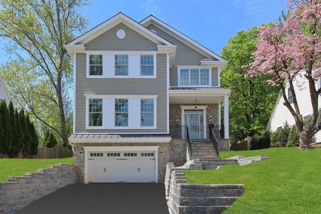 Just Listed Stunning New Construction Madison Nj