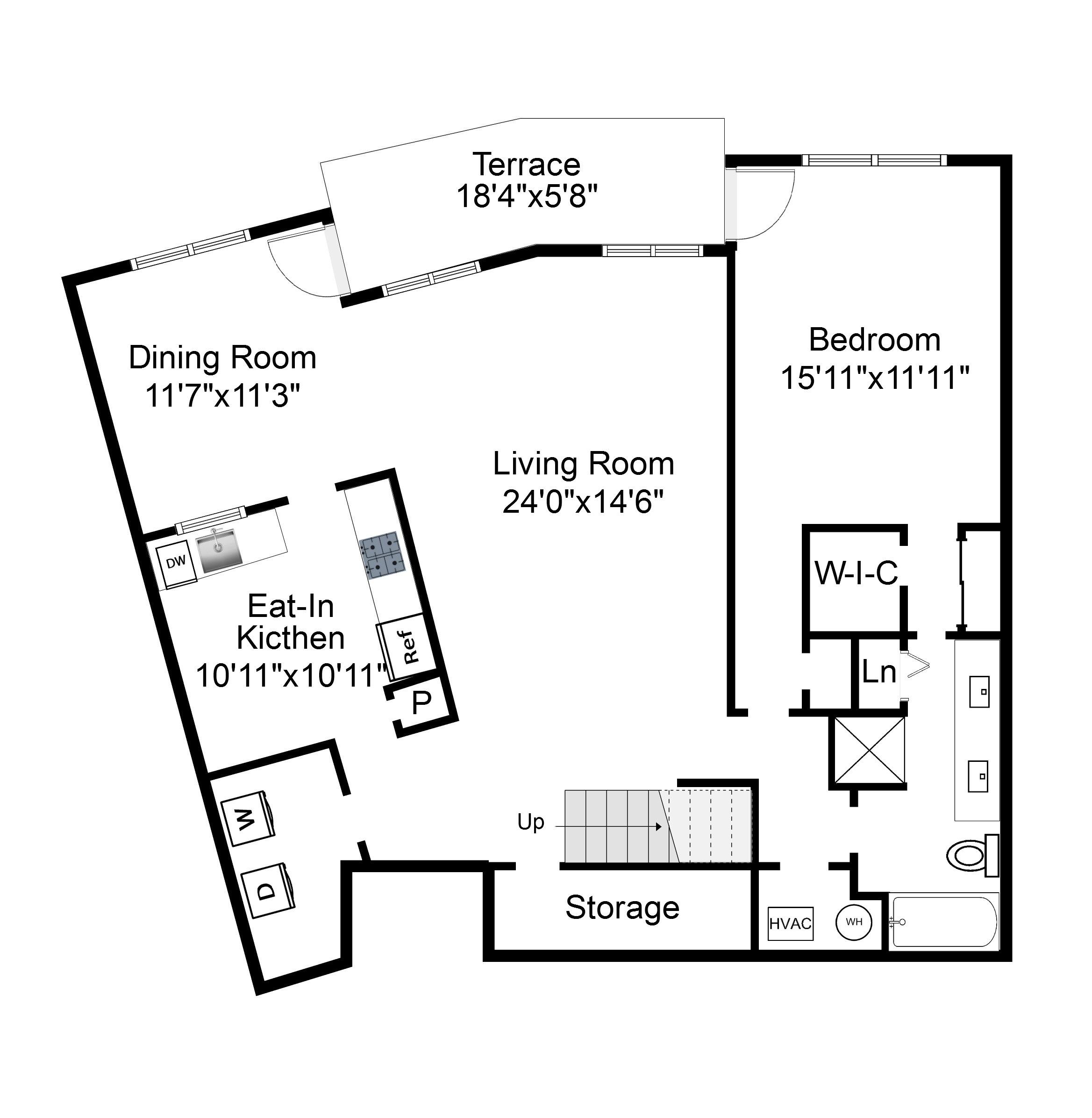 Great 165 Terrace Drive Chatham Nj Floorplan