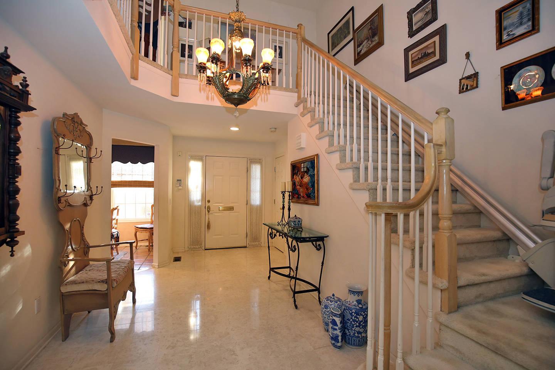 Foyer Room Jersey : Melrose lane green village chatham luxury townho