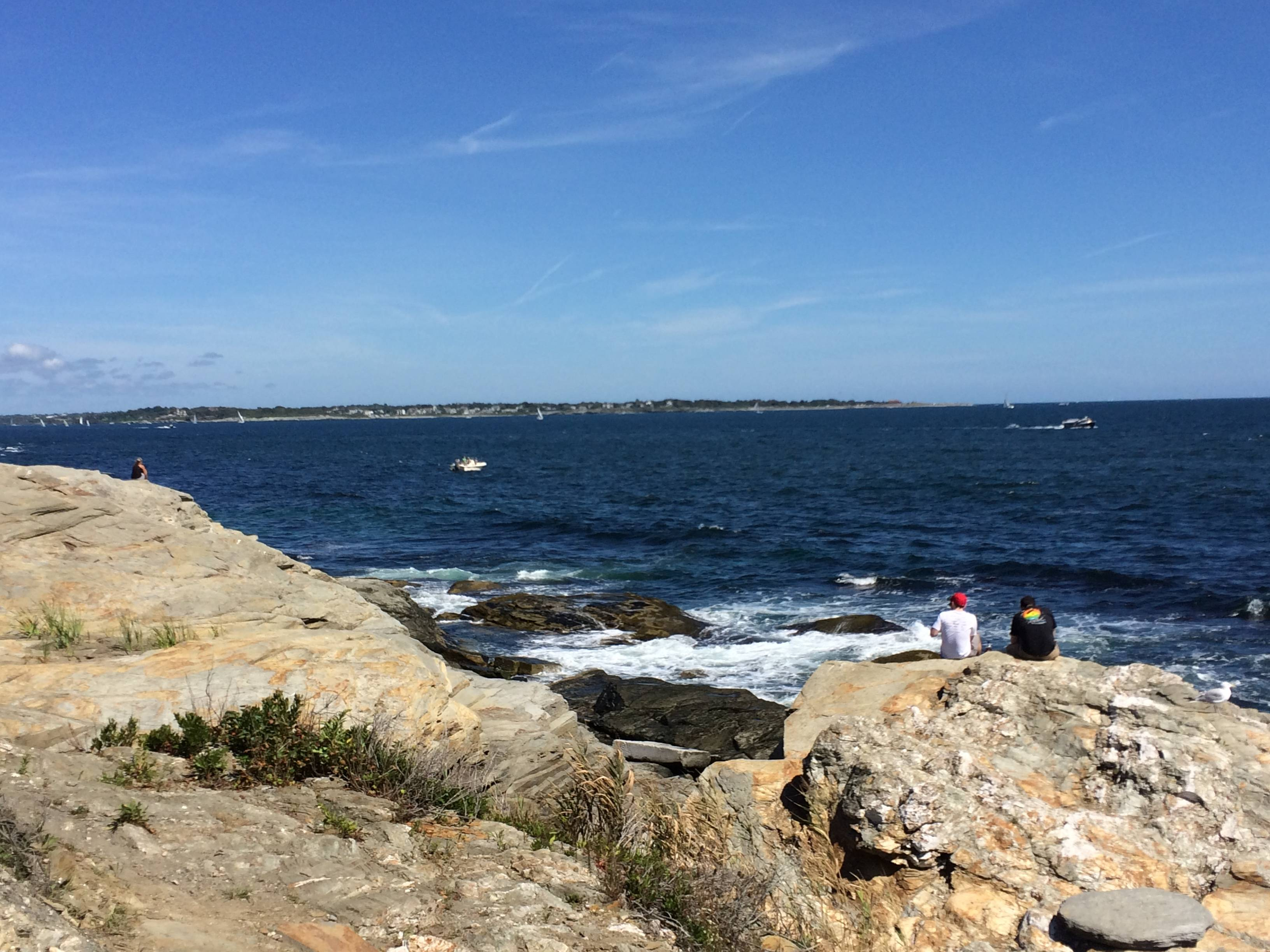 Beavertail State Park Jamestown RI