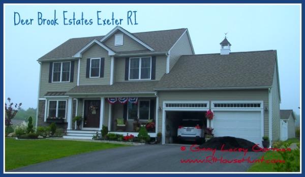 Who Built Deer Brook Estates In Rhode Island