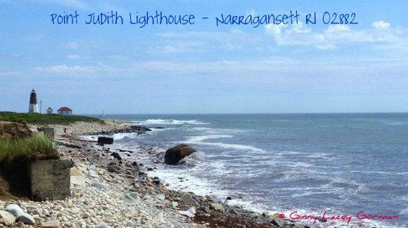 Pt. Judith Lighthouse Narragansett real estate