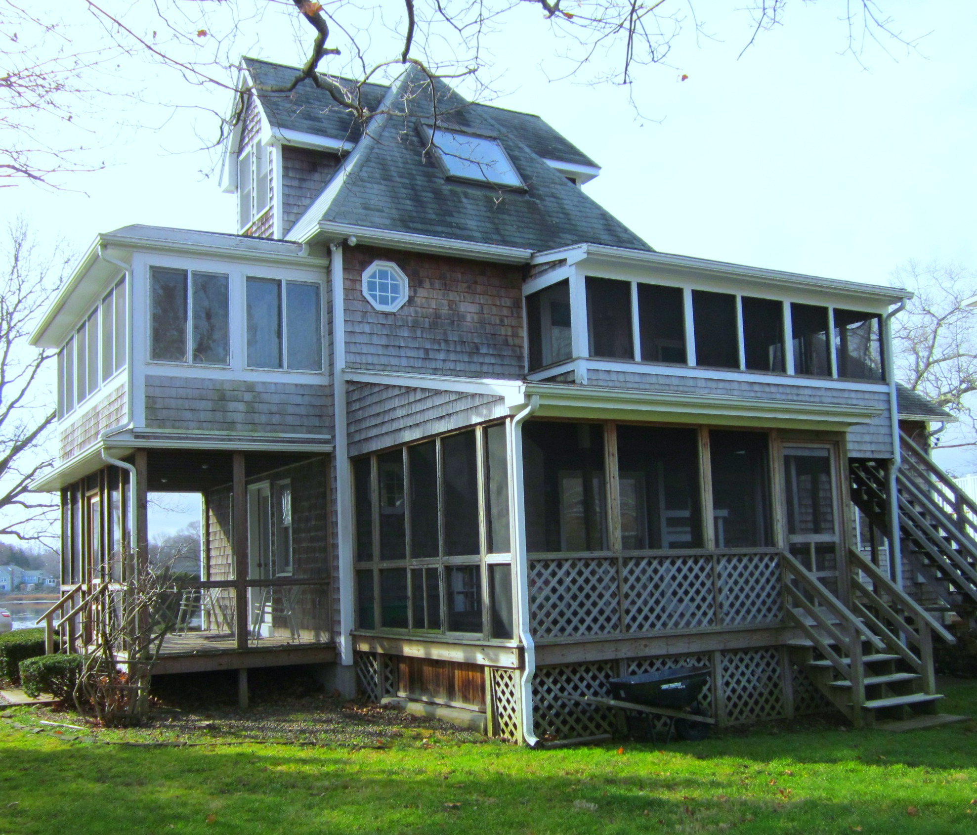 Waterfront North Kingstown home for sale