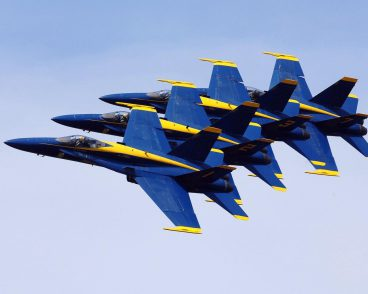 the Navy Blue Angels coming to RI Air Show