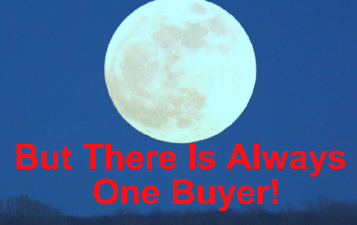 blue moon in real estate