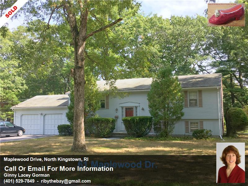 North Kingstown Home Sold by Ginny Gorman, Realtor
