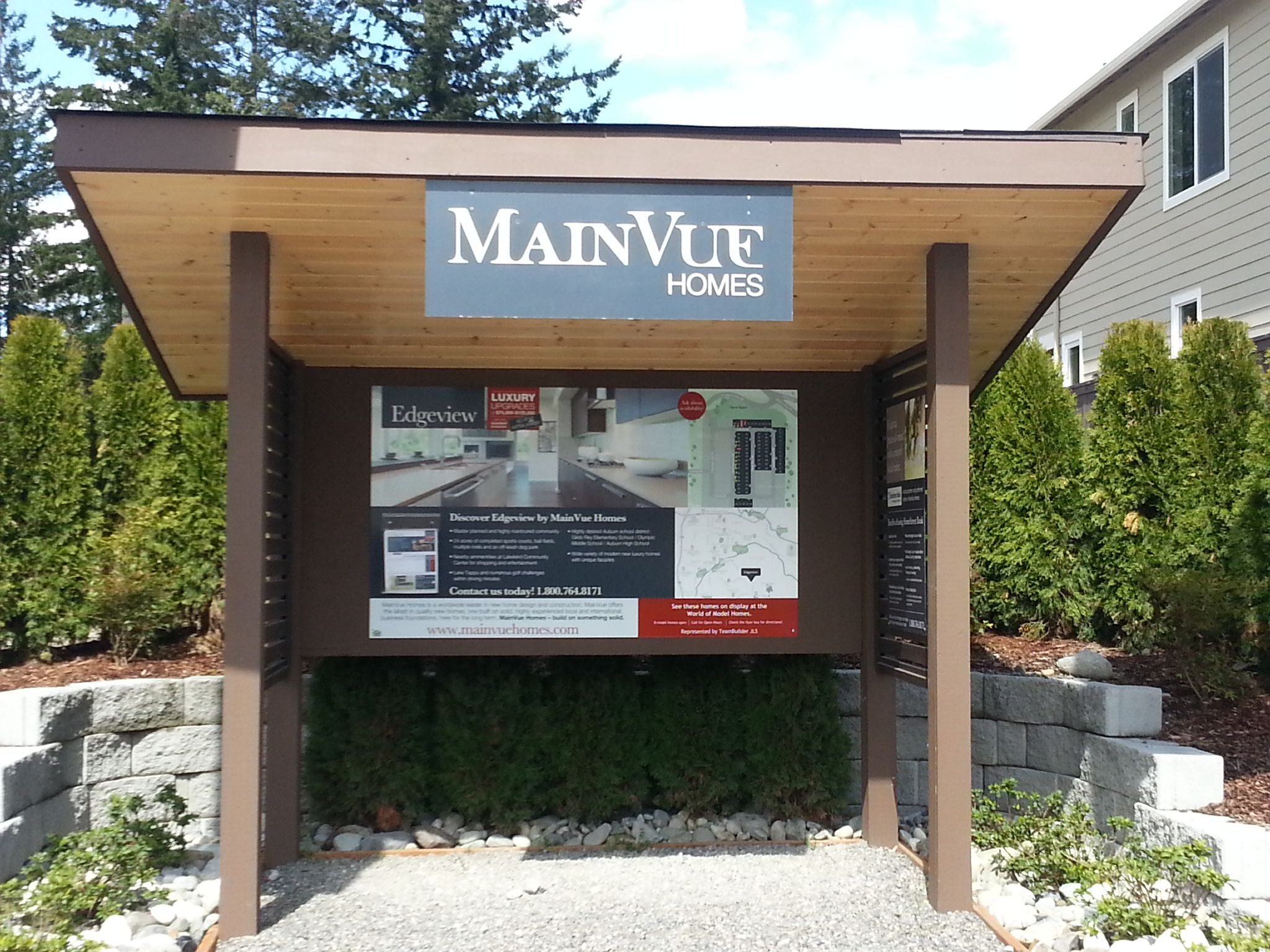 Mainvue homes in auburn kent wa for Main view homes